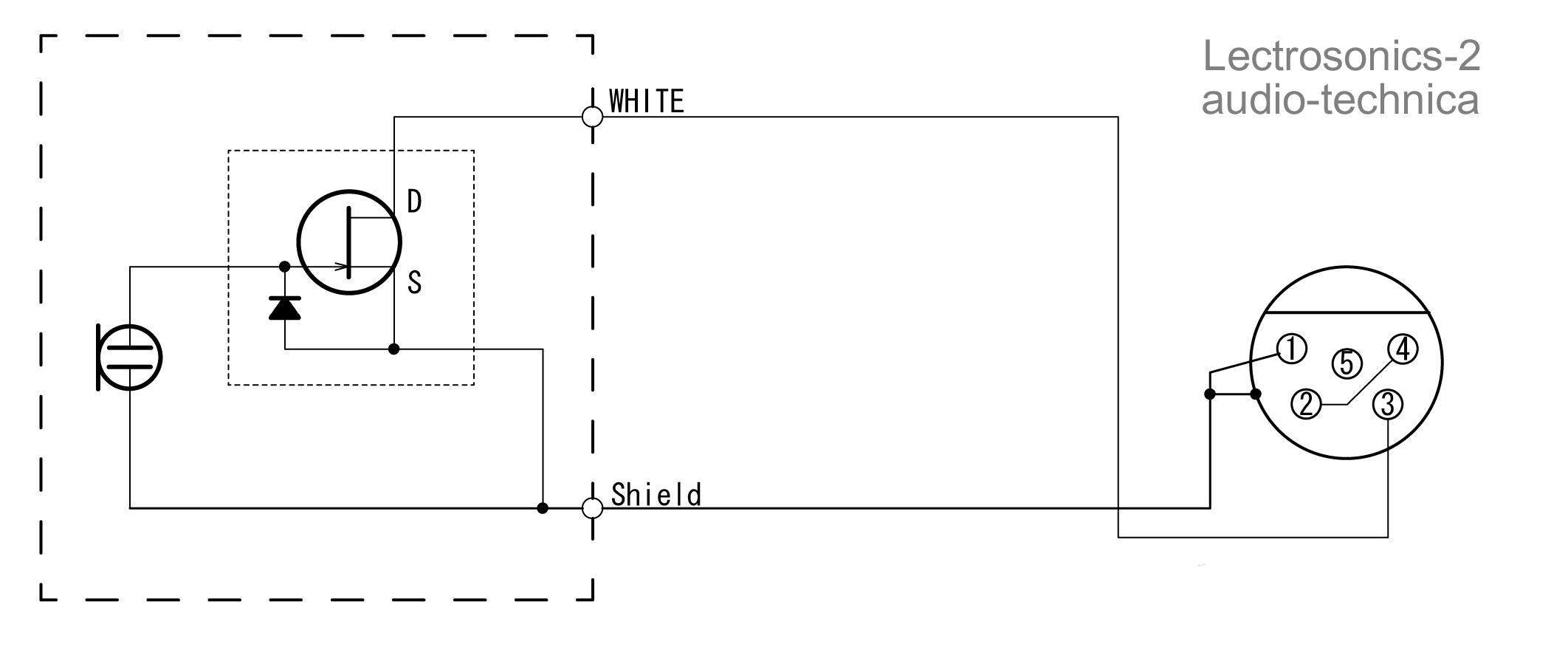 Sanken Microphone Co Ltd Q A For Audio Technica Wiring Diagrams